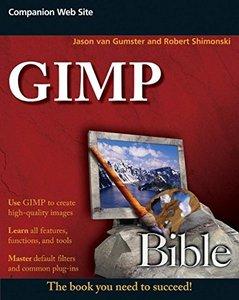 GIMP Bible (Paperback)-cover
