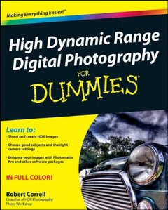 High Dynamic Range Digital Photography For Dummies (Paperback)