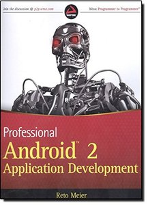 Professional Android 2 Application Development (Paperback)-cover
