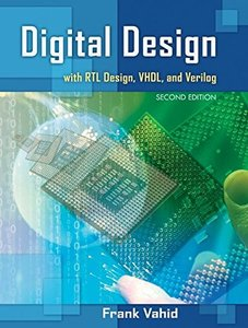 Digital Design with RTL Design, VHDL, and Verilog, 2/e (Hardcover)-cover