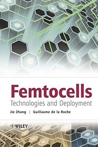 Femtocells: Technologies and Deployment (Hardcover)-cover