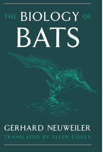 Biology of Bats (Paperback)-cover