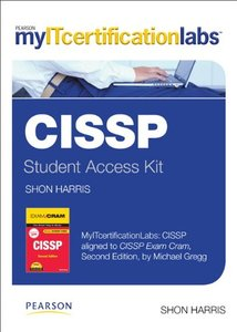 MyITcertificationLabs: CISSP with E-Book Access Code Card for CISSP Exam Cram (Hardcover)