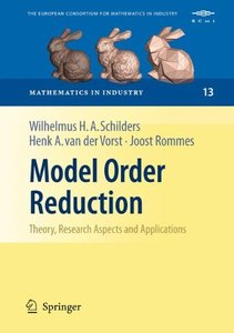 Model Order Reduction: Theory, Research Aspects and Applications (Hardcover)