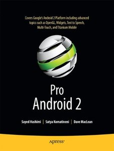 Pro Android 2 (Paperback)-cover
