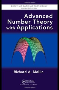 Advanced Number Theory with Applications (Hardcover)-cover