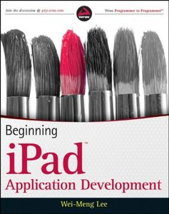Beginning iPad Application Development (Paperback)-cover