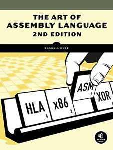 The Art of Assembly Language, 2/e (Paperback)-cover
