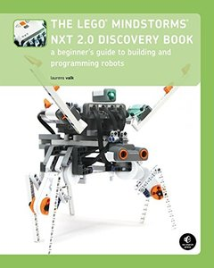 The LEGO MINDSTORMS NXT 2.0 Discovery Book: A Beginner's Guide to Building and Programming Robots (Paperback)-cover