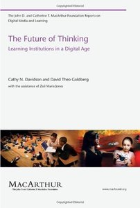 The Future of Thinking: Learning Institutions in a Digital Age (Paperback)-cover