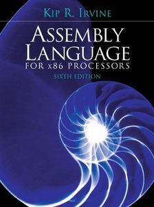Assembly Language for x86 Processors, 6/e (Hardcover)(美國原版)-cover