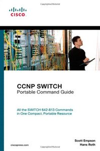 CCNP SWITCH Portable Command Guide (Paperback)-cover