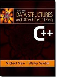 Data Structures and Other Objects Using C++, 4/e (Paperback)