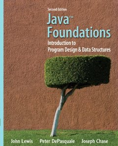 Java Foundations: Introduction to Program Design and Data Structures, 2/e (Paperback)-cover