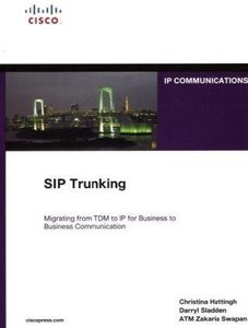 SIP Trunking (Hardcover)-cover