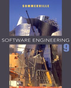 Software Engineering, 9/e (Hardcover)-cover