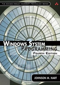 Windows System Programming, 4/e (Hardcover)-cover