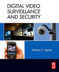 Digital Video Surveillance and Security (Paperback)-cover
