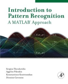 Introduction to Pattern Recognition: A Matlab Approach (Paperback)-cover