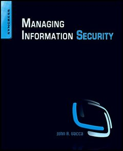 Managing Information Security (Paperback)-cover