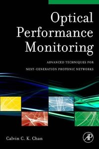 Optical Performance Monitoring: Advanced Techniques for Next-Generation Photonic Networks (Hardcover)-cover