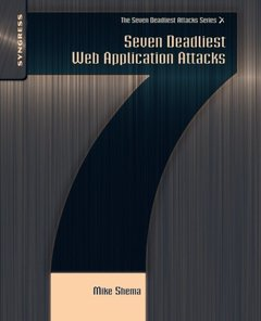 Seven Deadliest Web Application Attacks (Paperback)-cover