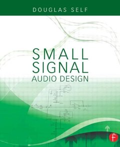 Small Signal Audio Design (Paperback)-cover