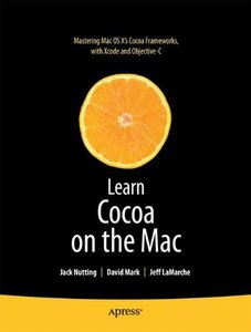 Learn Cocoa on the Mac (Paperback)-cover