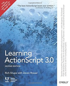 Learning ActionScript 3.0, 2/e (Paperback)-cover