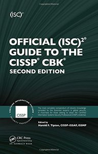 Official (ISC)2 Guide to the CISSP CBK, 2/e ((ISC)2 Press) (Hardcover)-cover