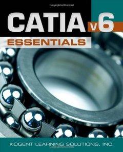 CATIA v6 Essentials (Paperback)-cover