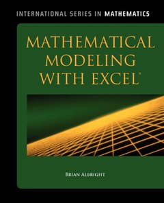 Mathematical Modeling With Excel (Hardcover)