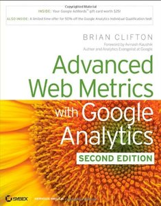 Advanced Web Metrics with Google Analytics, 2/e (Paperback)-cover