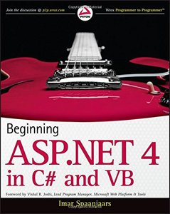 Beginning ASP.NET 4  in C# and VB (Paperback)-cover
