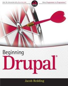 Beginning Drupal (Paperback)-cover