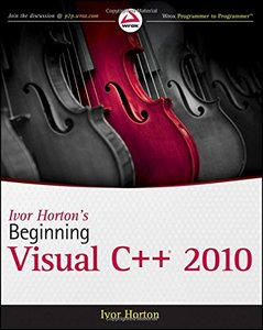 Ivor Horton's Beginning Visual C++ 2010 (Paperback)-cover