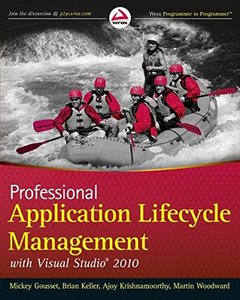 Professional Application Lifecycle Management with Visual Studio 2010 (Paperback)-cover