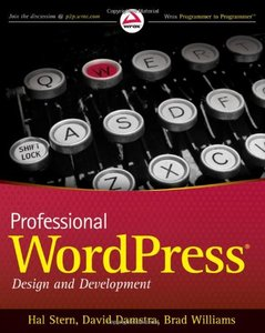 Professional WordPress (Paperback)-cover