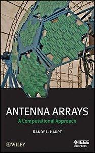 Antenna Arrays: A Computational Approach (Hardcover)-cover