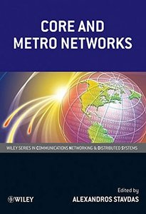 Core and Metro Networks (Hardcover)-cover