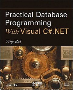 Practical Database Programming With Visual C#.NET (Paperback)-cover