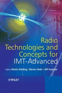 Radio Technologies and Concepts for IMT-Advanced (Hardcover)-cover