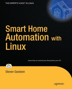 Smart Home Automation with Linux (Paperback)-cover