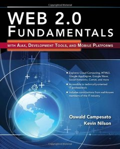 Web 2.0 Fundamentals for Developers: With AJAX, Development Tools, and Mobile Platforms (Paperback)-cover