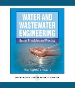 Water & Wastewater Engineering: Design Principles & Practice (Paperback)