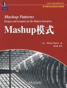 Mashup 模式 (Mashup Patterns: Designs and Examples for the Modern Enterprise)-cover