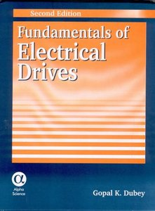 Fundamentals of Electrical Drives, 2/e (Hardcover)-cover