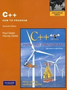 C++ How to Program, 7/e (IE-Paperback)-cover