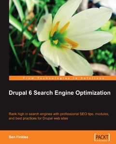 Drupal 6 Search Engine Optimization (Paperback)-cover