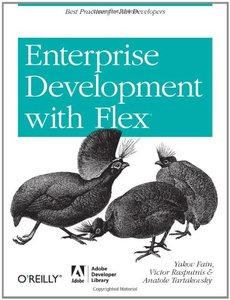 Enterprise Development with Flex: Best Practices for RIA Developers (Paperback)-cover